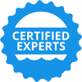 Certified Water Damage Experts.